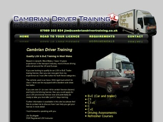 Cambrian Driver Training
