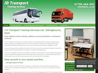 J D Transport Training Services Ltd