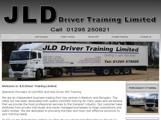 JLD Driver Training Ltd.