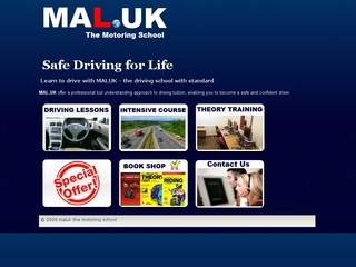 mal.uk motoring school